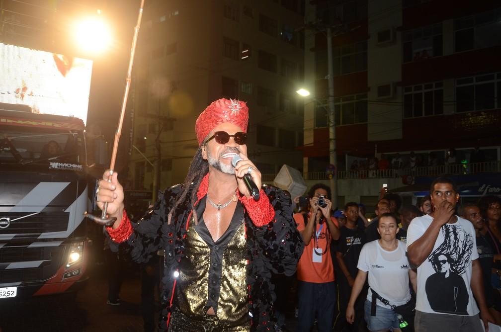 Carlinhos Brown (Foto: Francisco Carlos/Ag Haack )