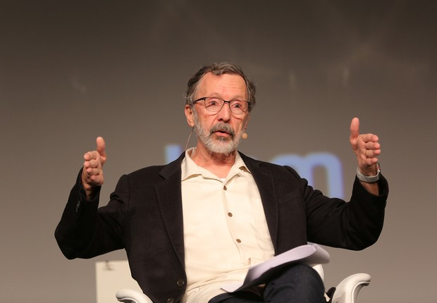Ed Catmull, cofundador da Pixar (Foto: HSM/Divulgação)