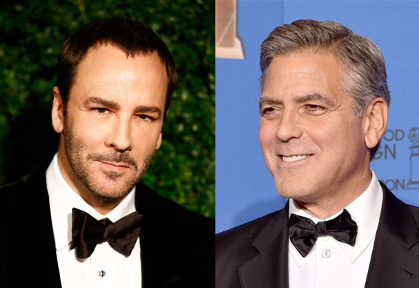 Tom Ford George Clooney (Foto: Getty Images)