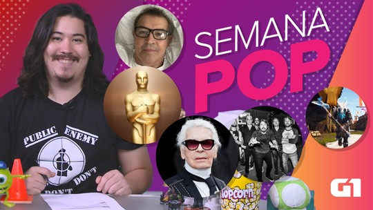 Semana Pop: A morte de Karl Lagerfeld, shows gringos no Brasil e Oscar 2019