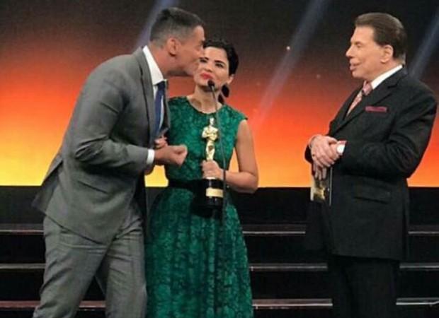 Novela da Globo é a vencedora do Troféu Imprensa, do SBT