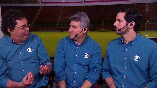 """Após empate com o Vitória, Casagrande vê Corinthians em """"situação perigosa"""""""