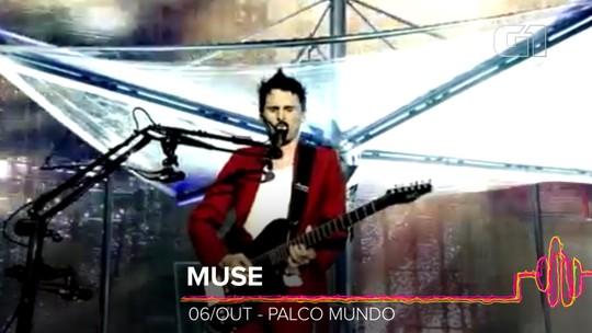Muse e Imagine Dragons fecham Rock in Rio 2019 com duas atrações principais neste domingo