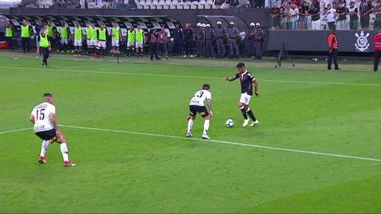 Corinthians 1 x 0 Vasco: assista aos melhores momentos