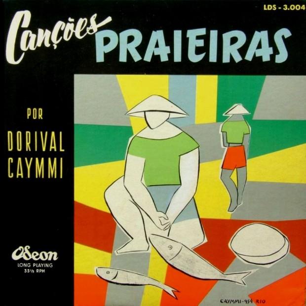 Canções Praieiras (1964), Caymmi (Foto: Divulgação)