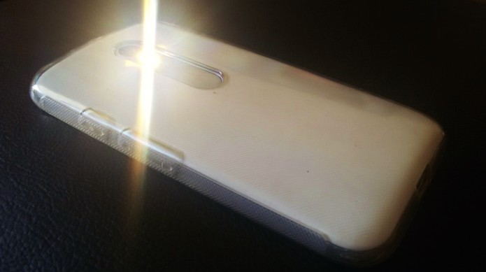 Lanterna do Android acende automaticamente após pesquisar por O Chamado (Foto: Isabela Giantomaso/TechTudo)