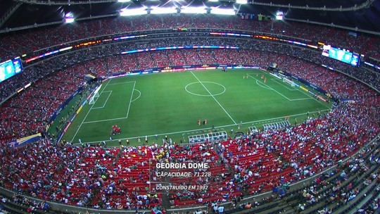Construído em 1992 e palco da Olimpíada de 1996, estádio é demolido em Atlanta