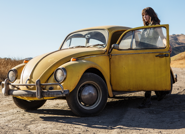 Hailee Steinfeld em Bumblebee (Foto: Divulgação/Paramount Pictures)