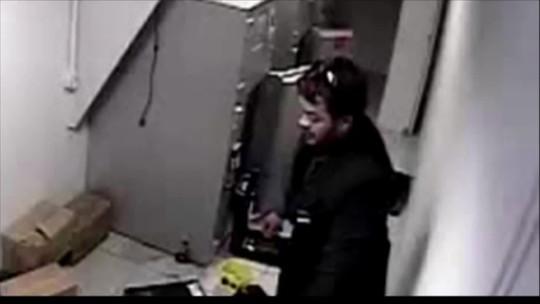 Buscando prender assaltantes, Polícia Federal divulga vídeo de roubo a banco no Grande Recife