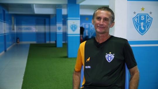 """""""Eles Viram de Tudo"""": Ivan Menezes, massagista do Paysandu, está há 26 anos no Papão"""