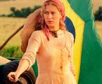 Patrícia Pillar era Luana em 'Rei do gado' | TV Globo