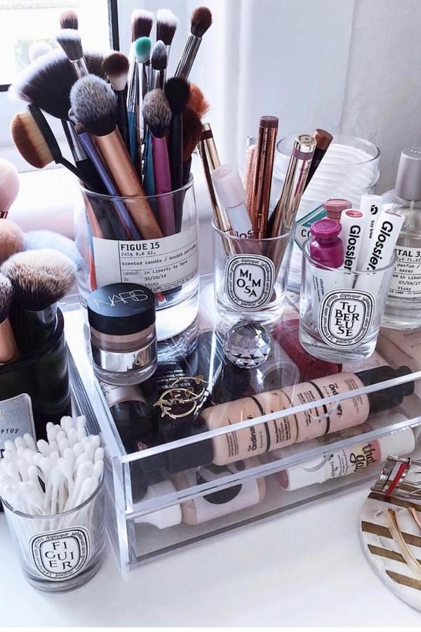 Maquiagem (Foto: Instagram/Reprodução)