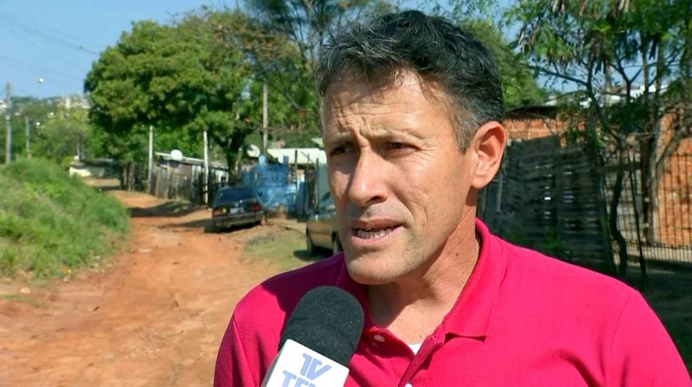 Silvio Rodrigues, coordenador da Defesa Civil: