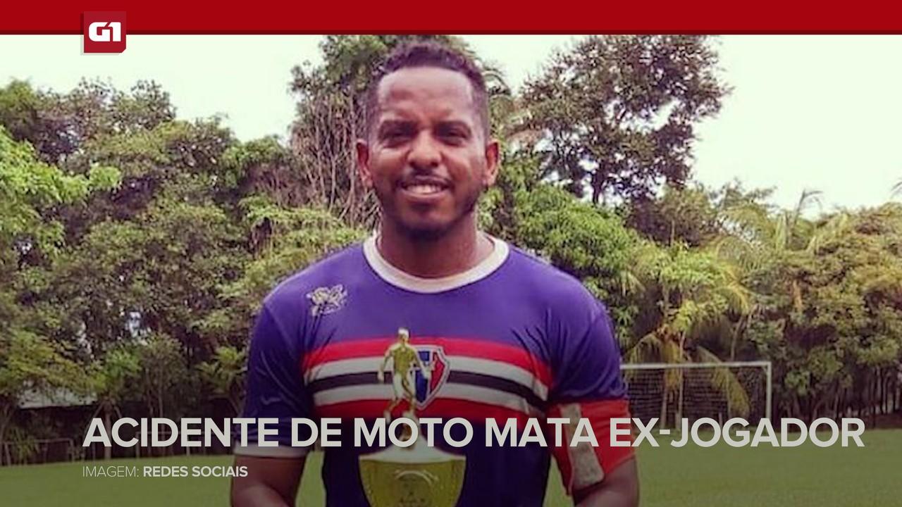 G1 em 1 Minuto: Acidente com moto mata ex-jogador na Estrada da Maioba, na Grande São Luís