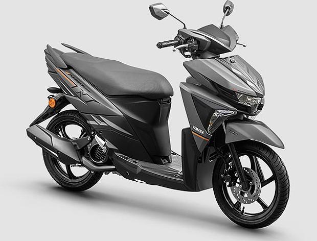 Yamaha NEO 125 (Foto: Divulgação)