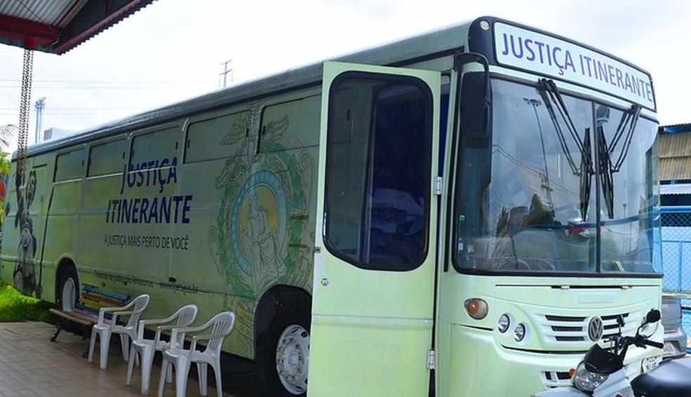 Justica Itinerante Calendario 2019 Campo Grande Ms.Justica Itinerante Atende No Bairro Santo Antonio Ate Fim De