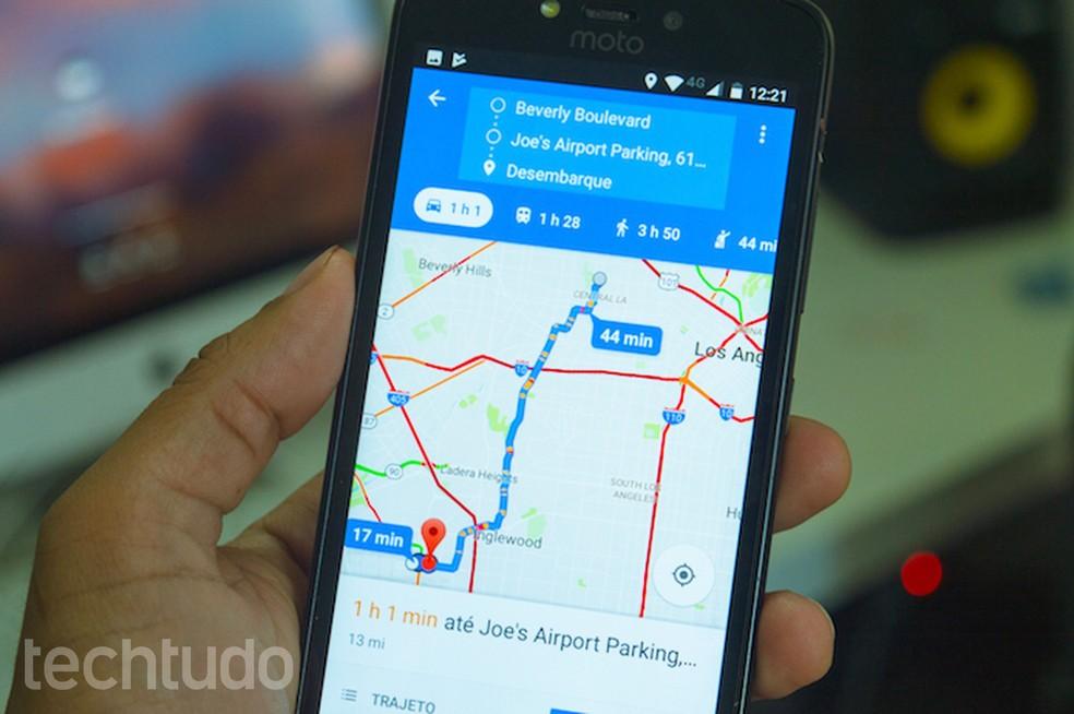 Aprenda a usar o Google Maps para fazer resevas em restaurantes (Foto:  Marvin Costa/TechTudo)