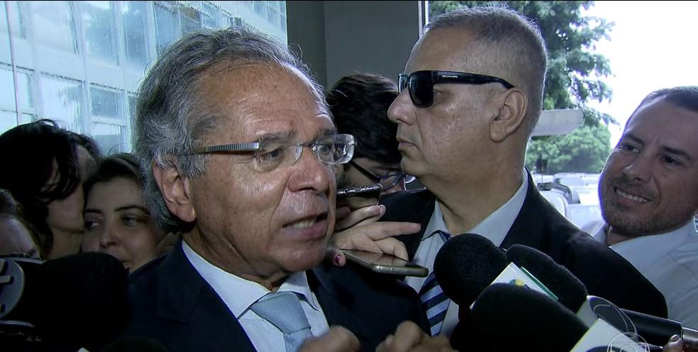 Paulo Guedes (JN) — Foto: JN