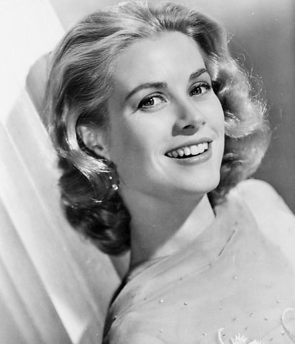 Grace Kelly em 1956 (Foto: Wikimedia)