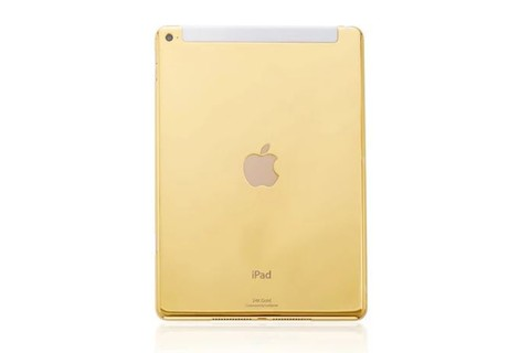 Ipad gold,  à venda no Moda Operandi