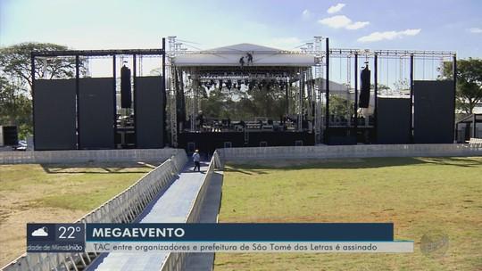 Festival que deve receber 15 mil pessoas gera acordo entre prefeitura e organizadores em MG