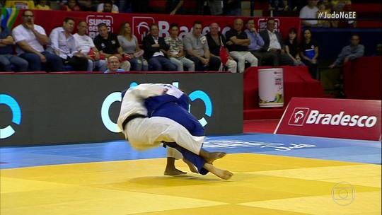 Por 4 a 1, Brasil derrota a Itália no último Desafio Internacional de judô de 2017