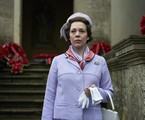 Olivia Colman em 'The Crown' | Des Willie/Netflix