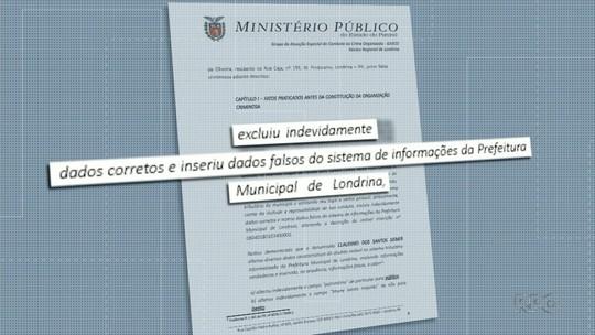 Gaeco denuncia 28 pessoas por fraude na cobrança do IPTU em Londrina