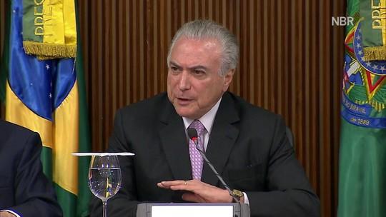 Justiça absolve o ex-presidente Michel Temer