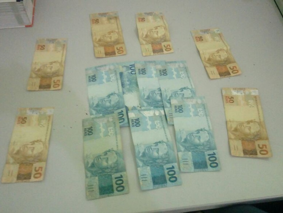Cristian teria oferecido dinheiro para subornar policiais em Sorocaba (Foto: Polícia Militar/Divulgação )
