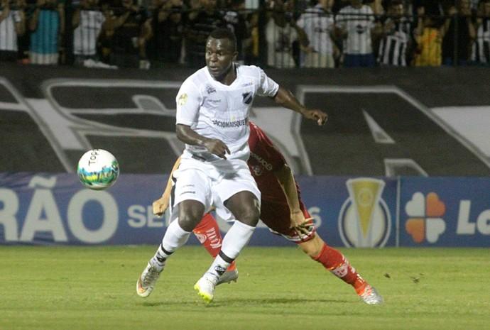ABC - Jones Carioca, atacante (Foto: Frankie Marcone/ABC FC/Divulgação)