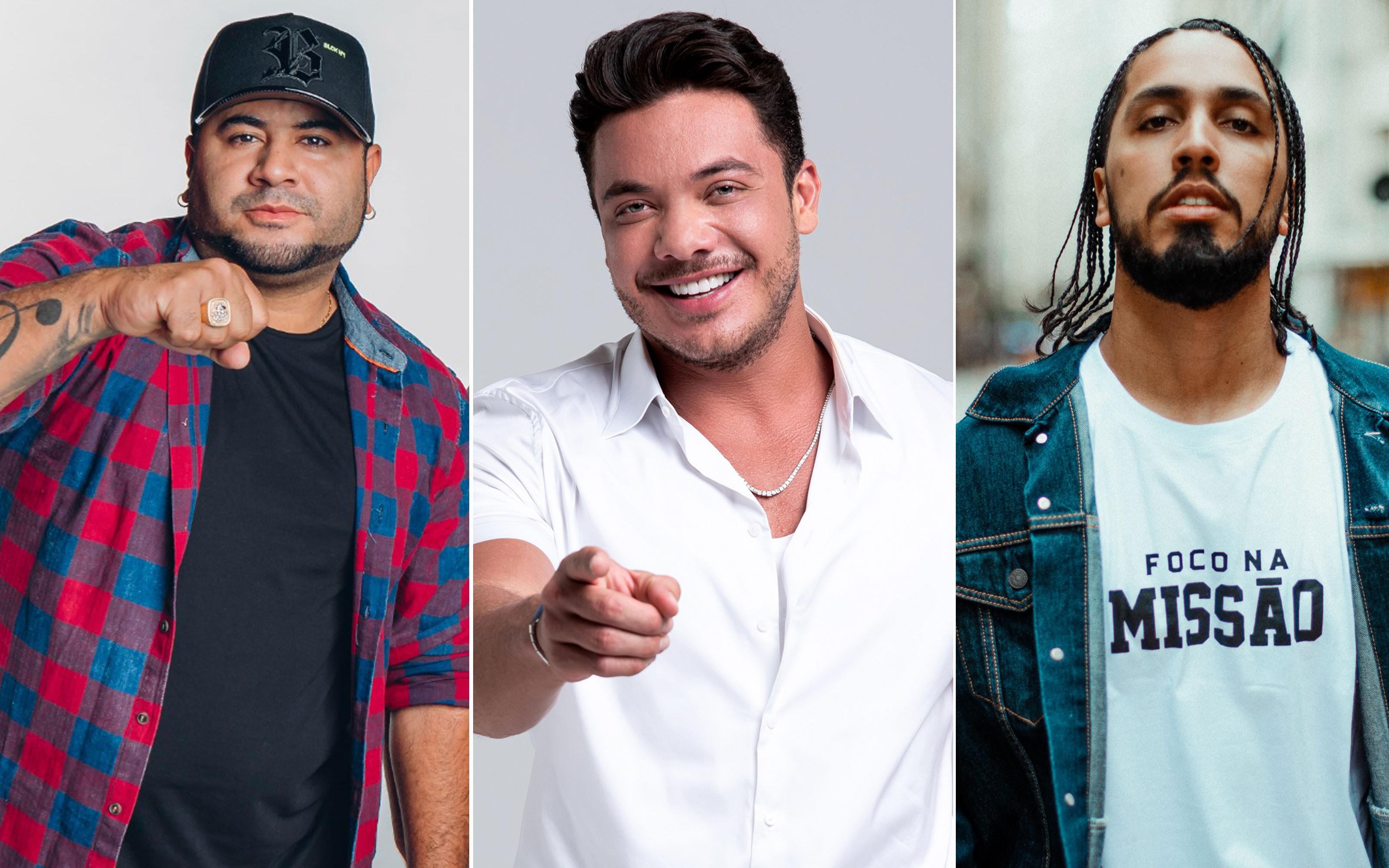 Lives da semana: Barões da Pisadinha, Wesley Safadão, Rashid e mais shows para ver em casa
