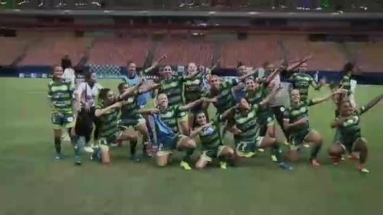 Palco de Copa e apelo popular: trunfos para o Iranduba sediar Libertadores feminina