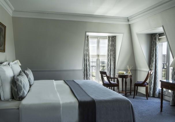 Brighton Hotel, em Paris (Foto: Divulgação)