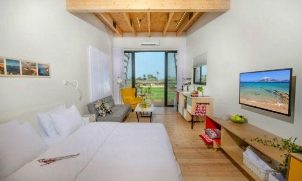 Arquiteto israelense cria casas com pérgolas (Foto: Divulgação)