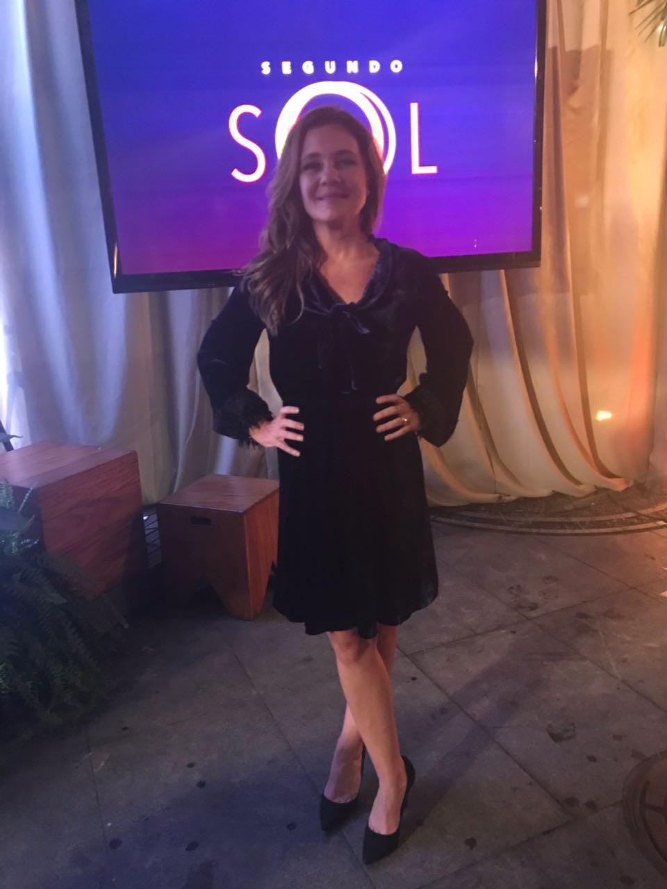 Adriana Esteves será vilã em Segundo Sol (Foto: Kamille Viola)