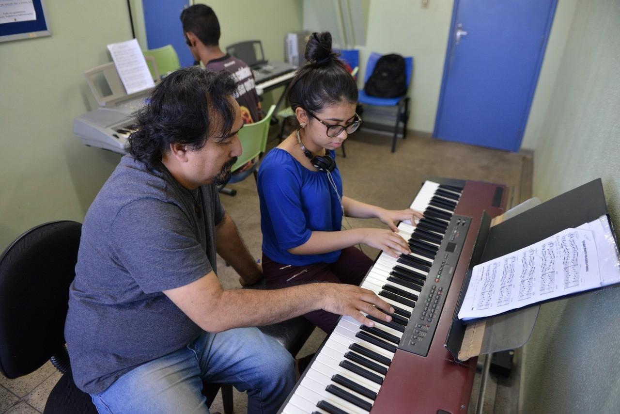 Liceu Claudio Santoro abre inscrições para Orquestra de Repertório Popular, em Manaus - Notícias - Plantão Diário