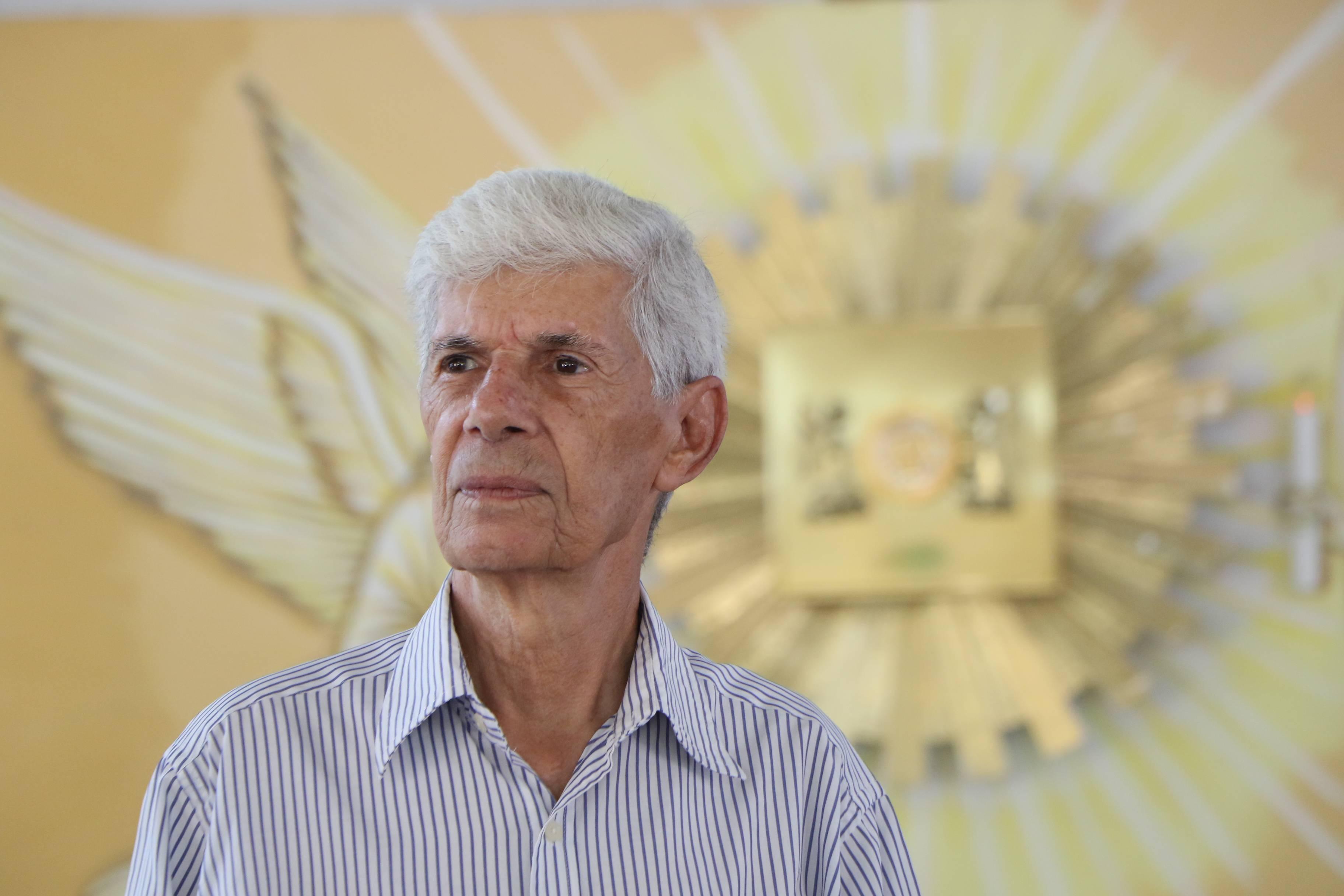 Padre Bruno Sechi, criador da República do Emaús, morre aos 80 anos em Belém