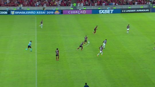 Cobertor curto? Com defesa agora em alta, Flamengo vê produção ofensiva cair nos últimos jogos