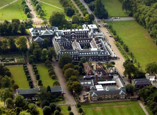 O Nottinghan Cottage é um chalé dentro do  Palácio de Kensington (Foto: Getty Images/  Reprodução)