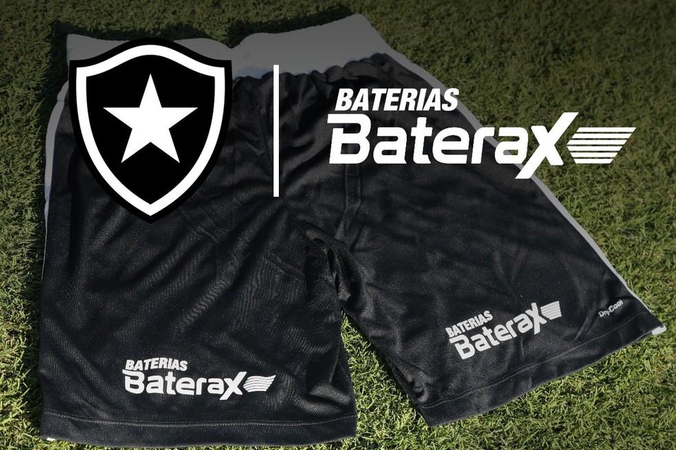 Botafogo anuncia patrocinador para o calção de jogo até o fim da ... e9f2b247daa72