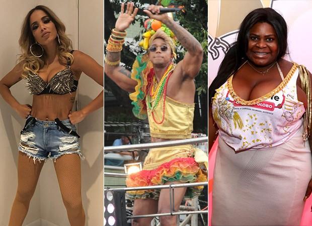 Anitta, Léo Santana e Jojo Todynho (Foto:  )