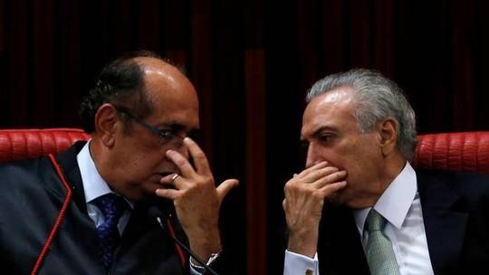 Foto: (Paulo Whitaker - 13.5.2016/Reuters)