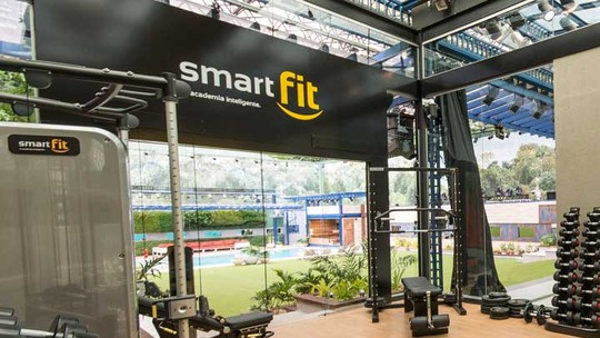 Smart Fit é a academia do BBB16