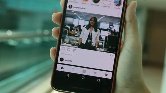 Foto: (Instagram ganha modo offline para criar posts mesmo sem Internet no Android (Foto: Carolina Ochsendorf/TechTudo))