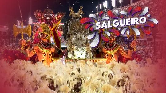 Salgueiro - Grupo Especial (RJ) - Íntegra do desfile de 03/03/2019