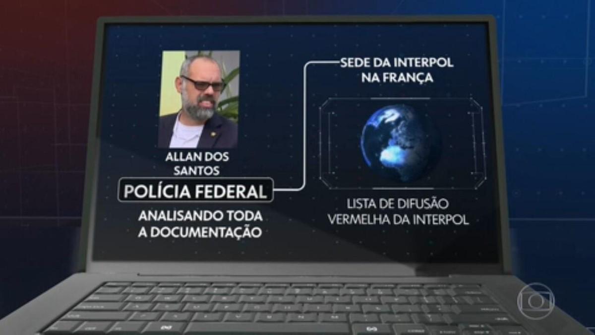 Governo brasileiro inicia processo para pedir prisão e extradição de blogueiro bolsonarista