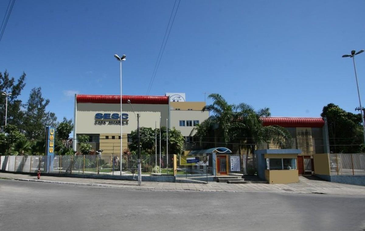 Sesc oferece 128 vagas de estágio em diversas unidades em Pernambuco