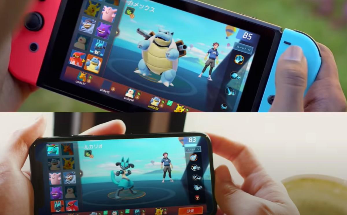 Pokémon Unite ganha previsão de lançamento no Android, iOS e Switch | Jogos  de ação | TechTudo