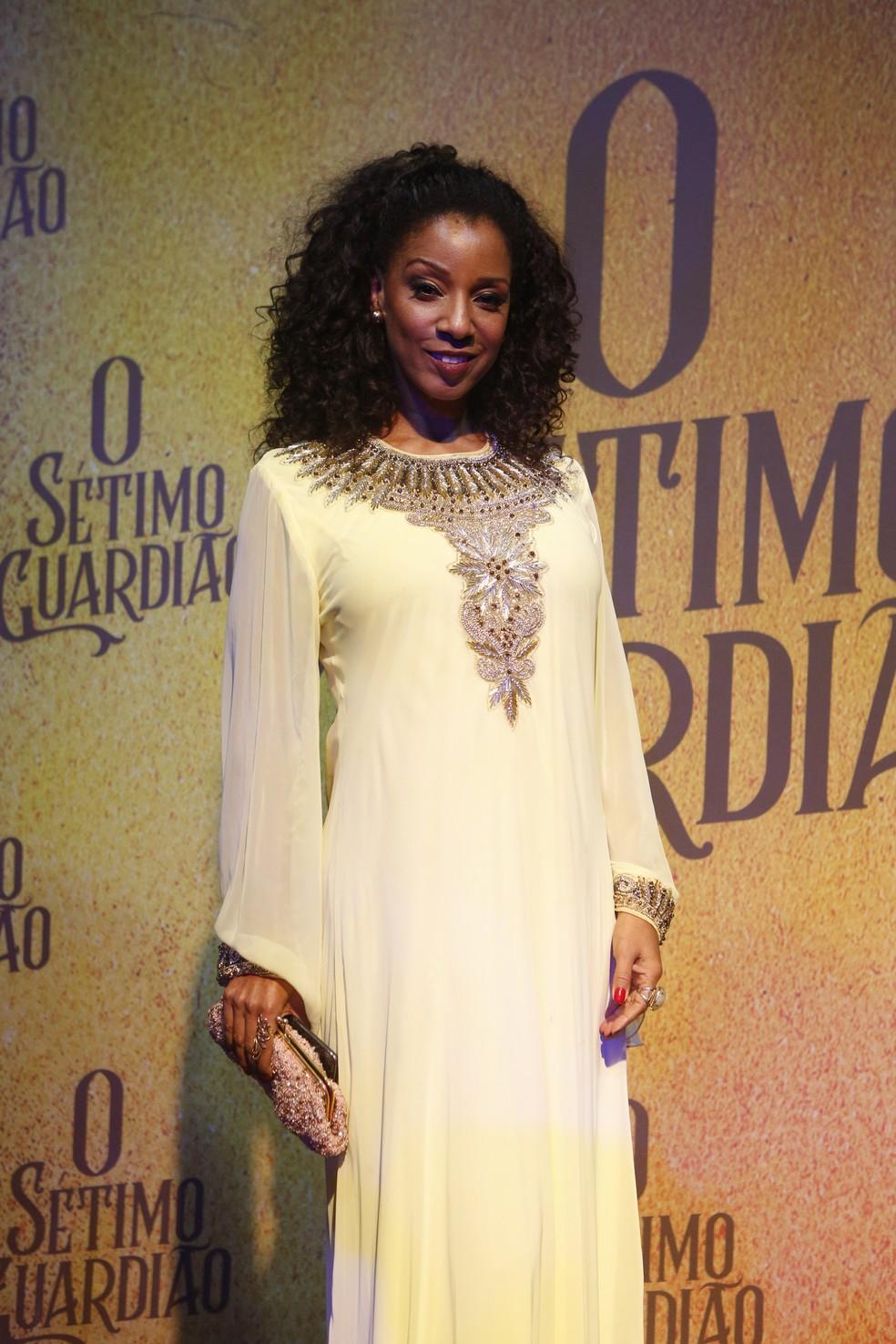 Adriana Lessa viverá Clodilde, dona de um salão de beleza em 'O Sétimo Guardião' — Foto: Fabiano Battaglin/Gshow